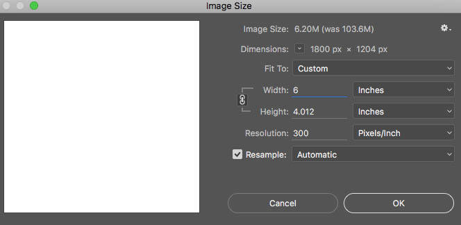 How to print from a 72 DPI image  Resolution explained