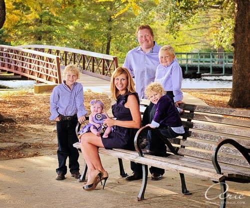 Houston family portrait photographer.