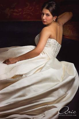 Houston Bridal Portrait