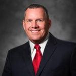 Mr. T.J. Thompson Business Headshot