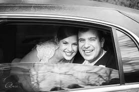 Wedding Departure Image