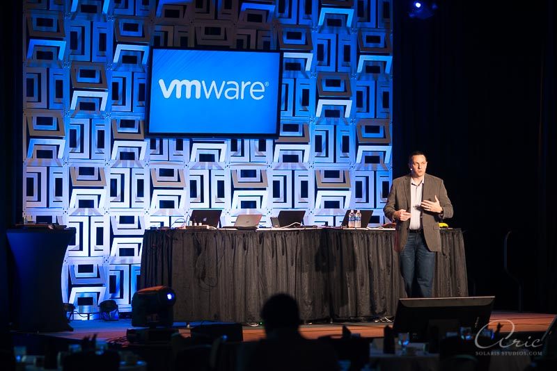 Headshots • VMWare Convention - Hacker Kevin Mitnick Keynote